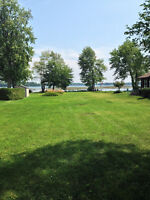 Beautiful Cleared Waterfront Residential - Orillia