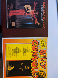 2 x Billy Connolly Vinyls