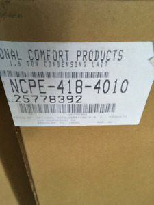 Brand new 1.5 ton condensing unit