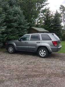 2008 Jeep Grand Cherokee SUV, Crossover