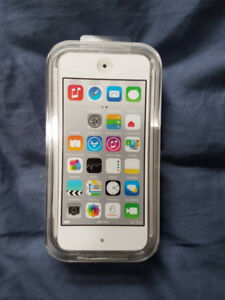 Open Box Mint Condition 64GB ipod Touch 6th Generation