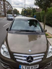 Mersedes-Benz B Class ULEZ complaint