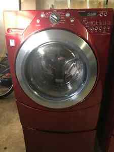 ** AS IS **  WHIRLPOOL HE DUET STEAM WASHER Cambridge Kitchener Area image 2