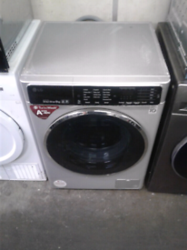 LG NEW MODEL SILVER 8KG WASHING MACHINE