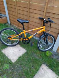 "Apollo Fade 20"" kids bicycle"