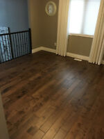 Hardwood/Laminate and Vinyl Floor Installation