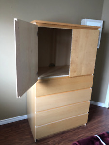 Armoire - Use as Dresser/TV cabinet