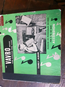 vavro instruction book vintage