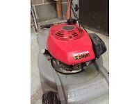 Honda lawn mower petrol