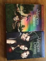 Vampire diaries seasons 1&2