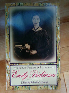 Selected Poems & Letters of Emily Dickinson Gatineau Ottawa / Gatineau Area image 1