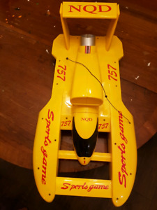 Rc boat need controller
