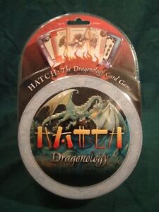 * NEW * MISP! HATCH Dragonology Card Game!