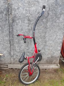 Bike Trailer Ride-A-Long For Sale
