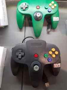USB controllers for N64, NES, SNES, PS1/PS2 use with emulators
