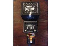 Metal muff guitar pedal
