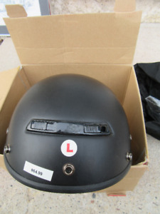 HELMET - LG - w/COVER - ZOX - NEW