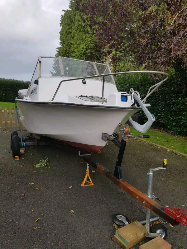 Fishing Boat & Engines for sale | in County Antrim | Gumtree