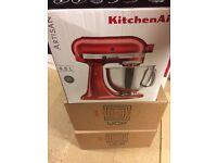 Kitchenaid Artisan Stand Mixer 4.8 litre BNIB