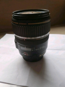 Canon EFS 17-85 MM F4-5.6 IS USM