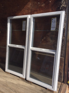 Brand New Single Hung Windows