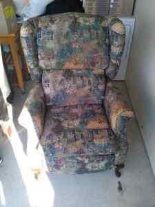 2 sofa une place (bergère)