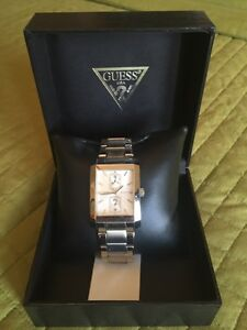 Montre watch Guess steel for men