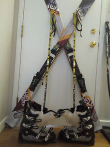 Ski equipment for quick sale!!