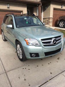 2010 Merc GLK 350, Great Condition, New tires, New Brakes