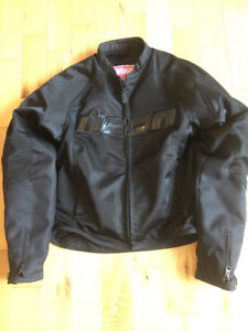 Ladies ICON bike jacket