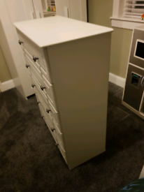 5 drawer Chester drawers