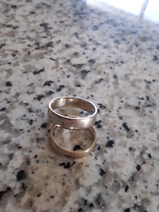 His and Hers wedding bands