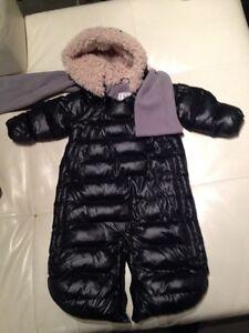 Manteau duvet 3-6 mois