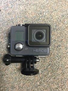 GoPro HERO Plus with 64GB Micro SD Card