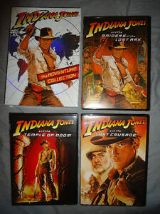 INDIANA JONES ADVENTURE COLLECTION