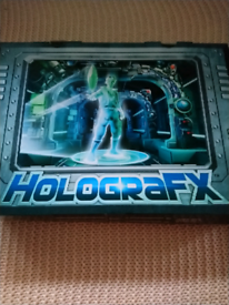 Holografx and stikbox games