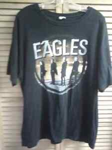 XL Black T-Shirt The Eagles 2010 Tour Prince George British Columbia image 1