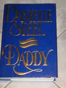 A Beautiful Hard Cover Edition of DANIELLE STEEL'S...DADDY