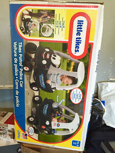 New in box Little tikes car