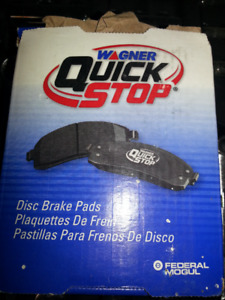 Wagner Quick Stop Pads (unopened) ZX1082 (bought for mustang)