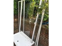 Kudos Pivital Shower Screen and Tray