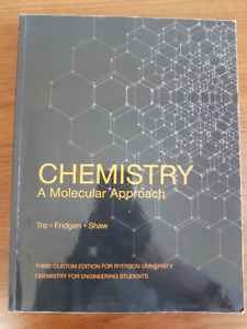university year 1 chemistry textbook (tro&fridgen&shaw) CHY102