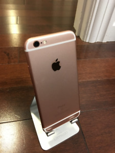 iPhone 6S - 64 GB – Rose Gold Excellent Condition – Unlocked