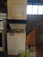 Stackable washer/Dryer  In Cobourg
