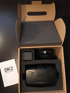 OCULUS RIFT DK2 GREAT CONDITION