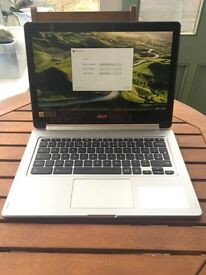 Acer Chromebook R13 Touchscreen Laptop with Google Chromecast