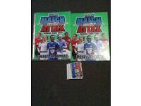 2010/2011 match attax