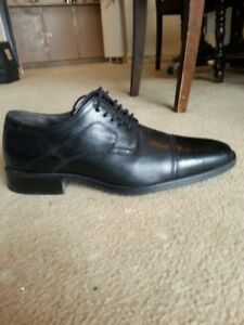 wow top quality leather johnston and murphy dress shoes