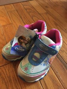 Brand NEW with tags Frozen Running Shoes - Size 12
