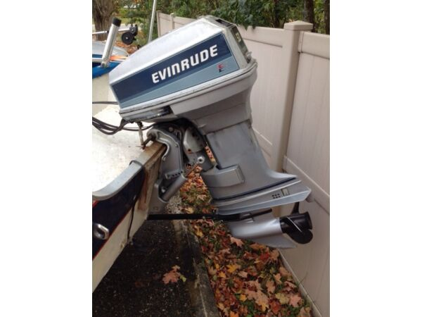 50 hp outboard for sale canada for Used evinrude boat motors for sale